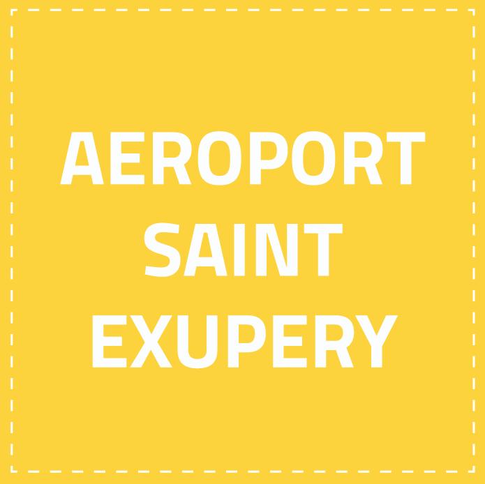 Aéroport Saint-Exupéry Lyon