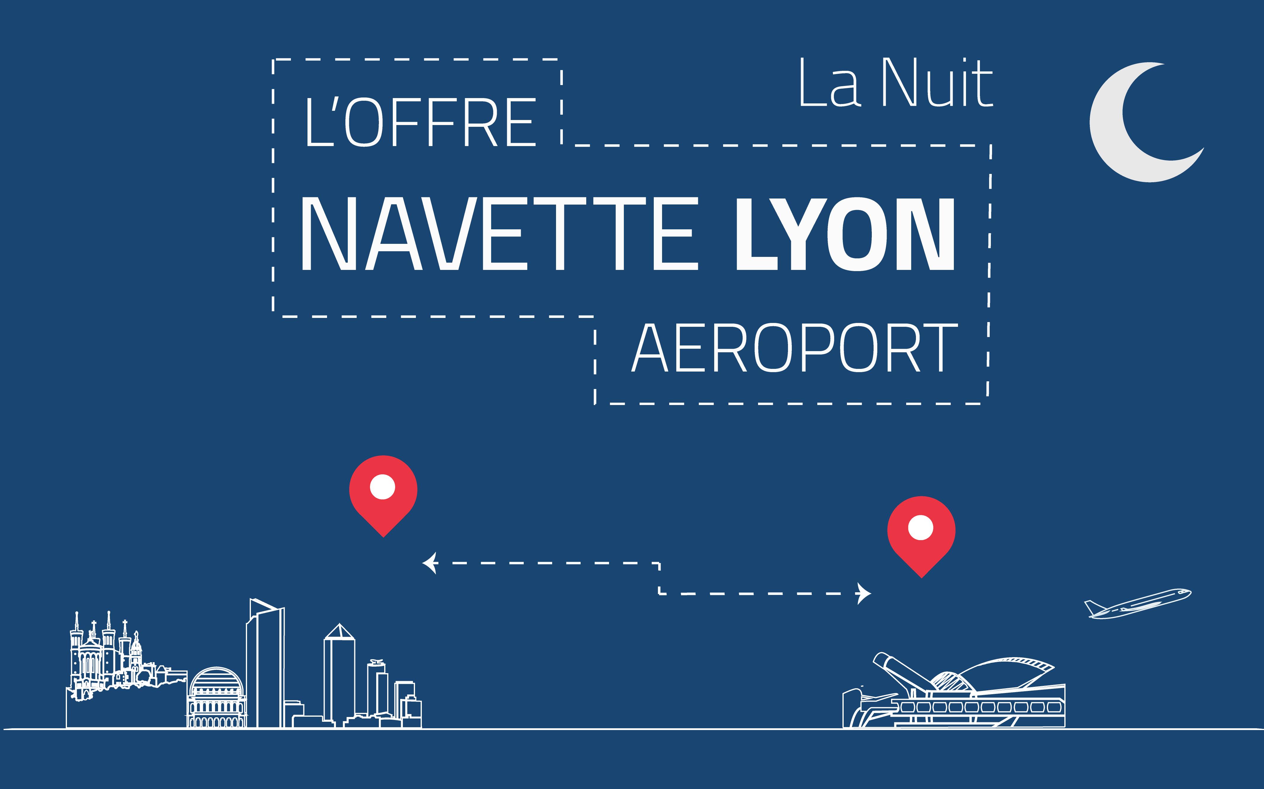 Tarifs nuit Navette Lyon