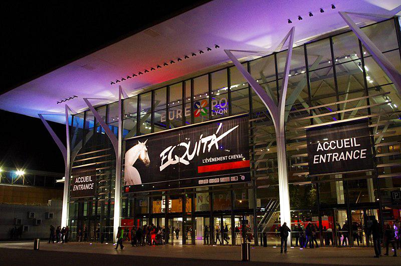 Salon Equita Eurexpo Lyon