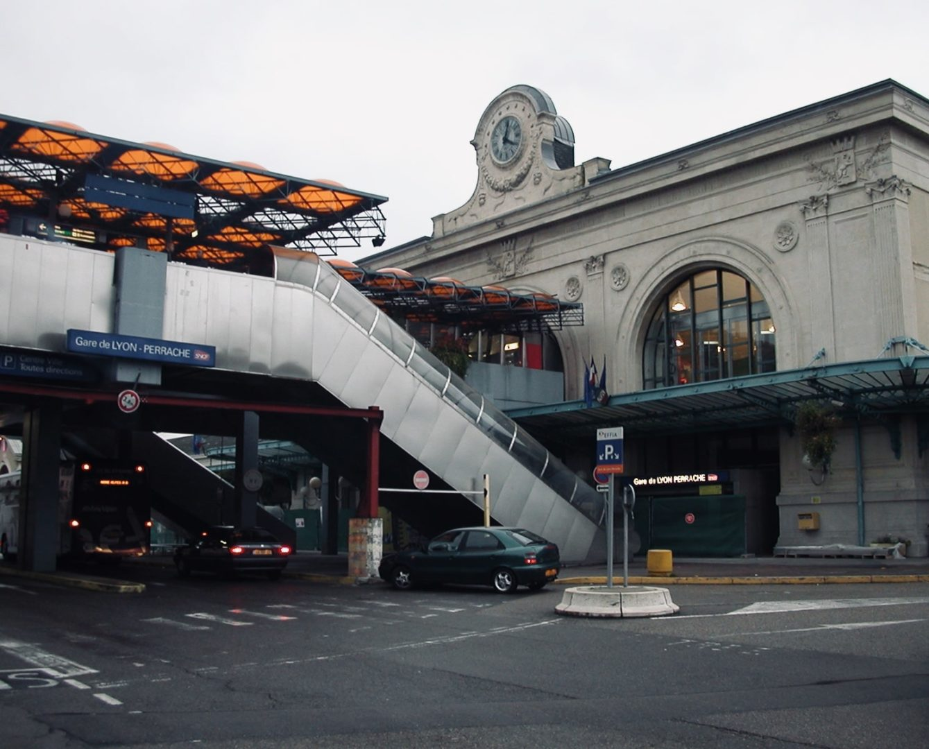Gare SNCF de Lyon - Perrache