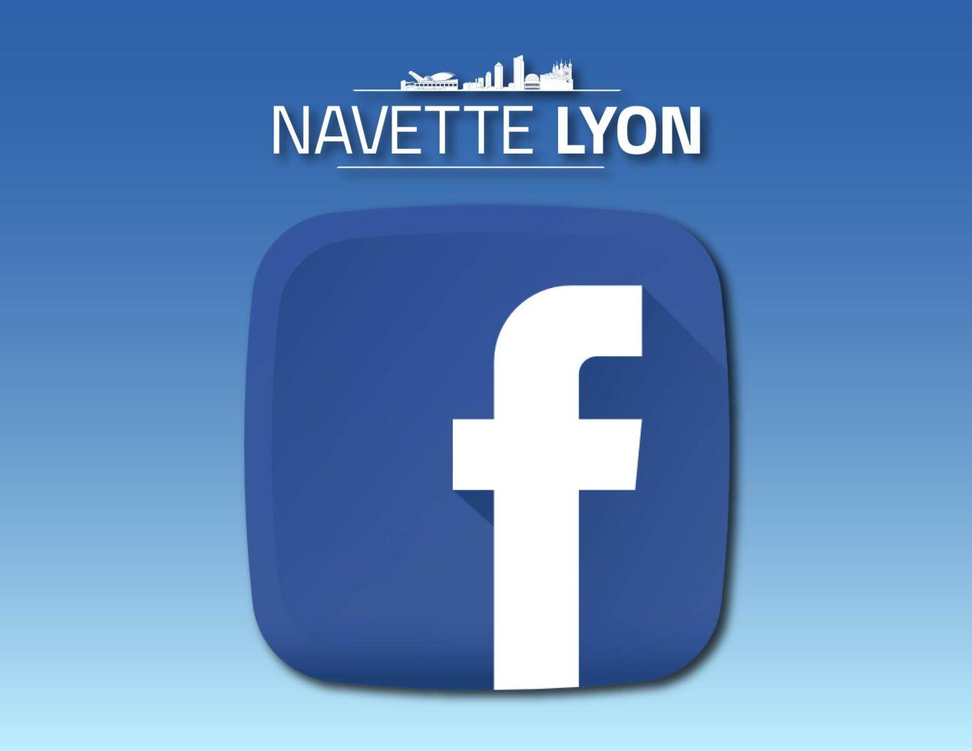 Page facebook des navettes à Lyon