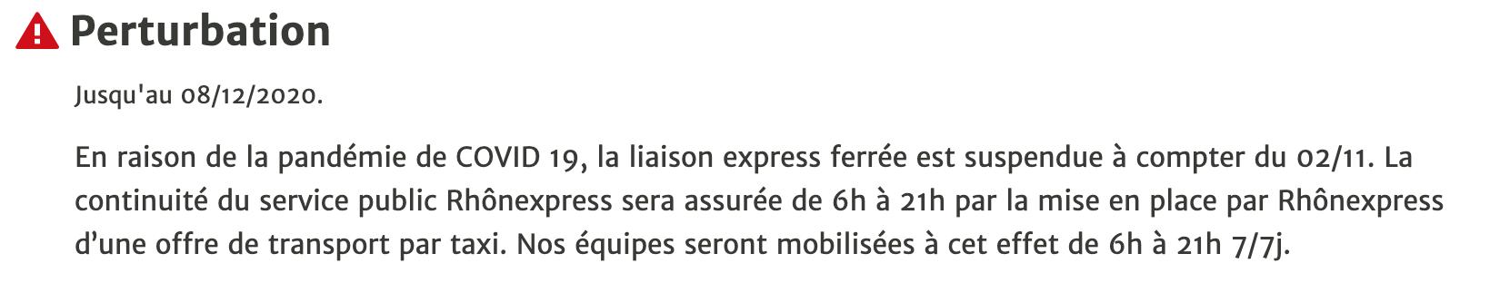 Rhônexpress Lyon